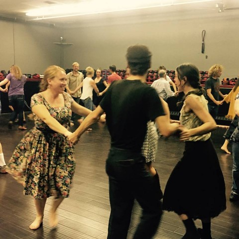 Tamarack Dance