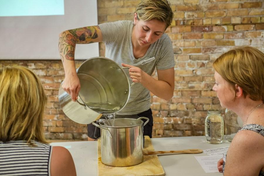 Brew Your Own Kombucha at the Duluth Folk School