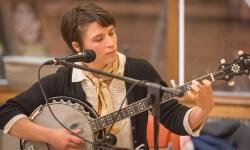 Musician Melissa Jane at the Duluth Folk School