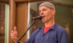 John Sonofmel at the Duluth Folk School