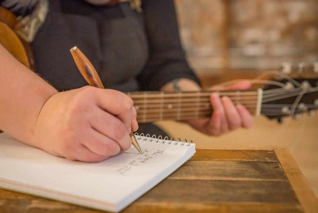 Songwriter Starter Workshop at the Duluth Folk School