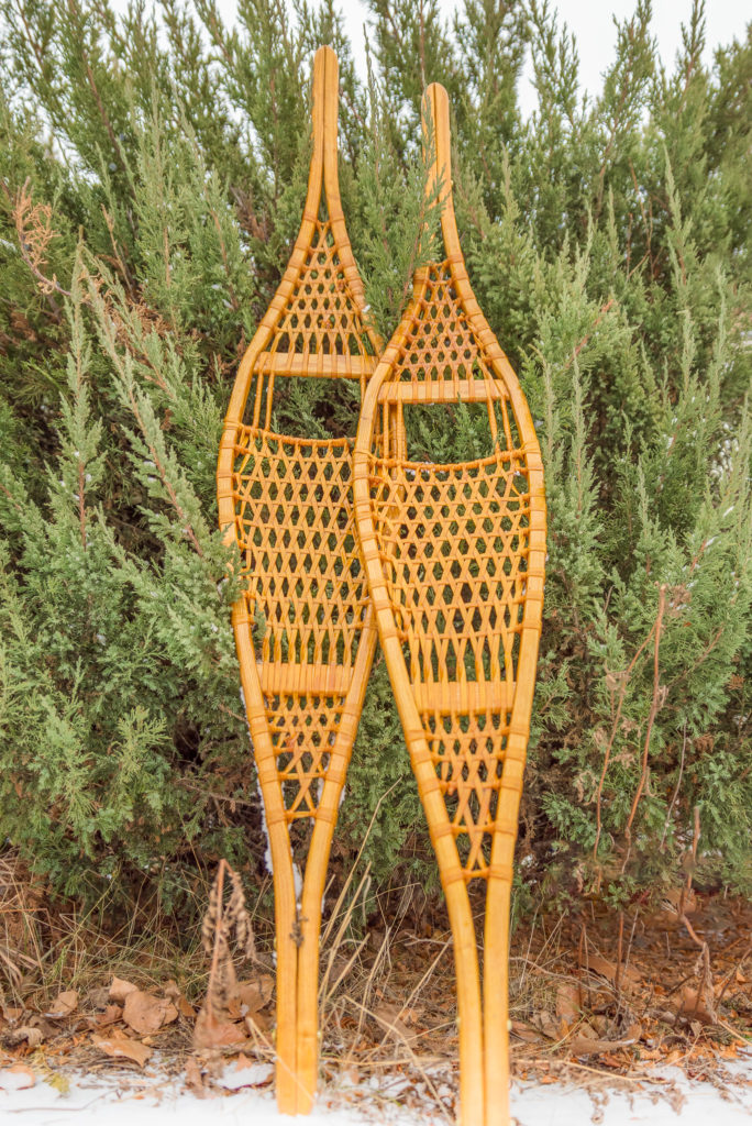 Make Your Own Snowshoes at the Duluth Folk School