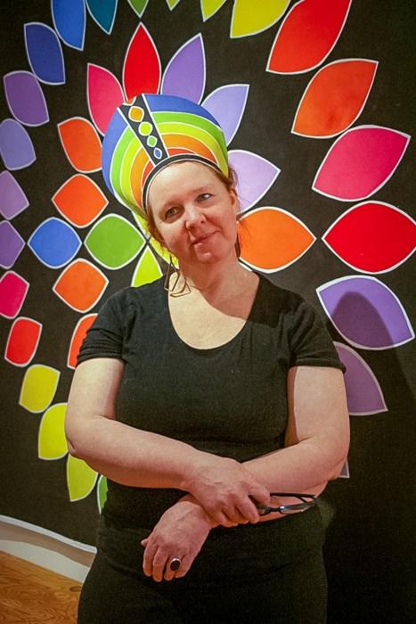 Duluth Folk School Instructor Kirsten Aune