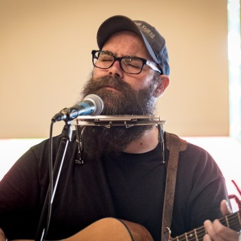 Nathan Frazer at the Duluth Folk School