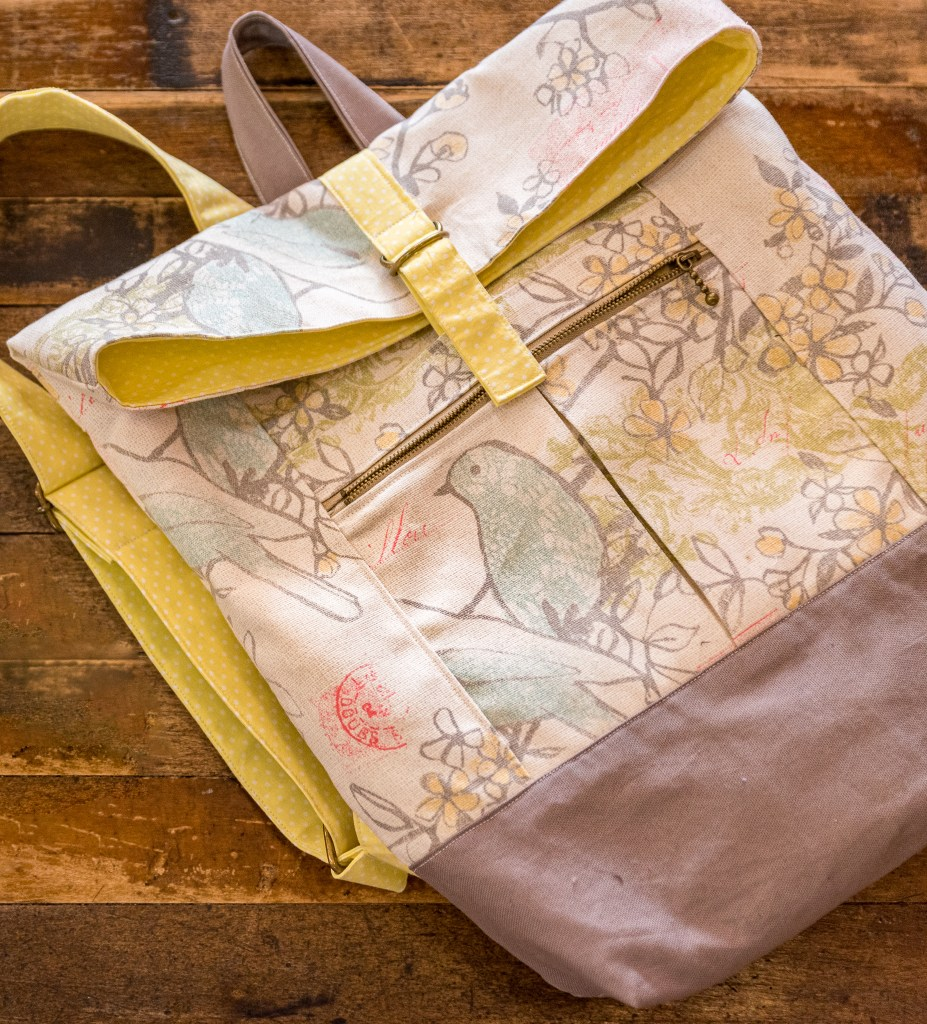 Sew Your Own Backpack at the Duluth Folk School