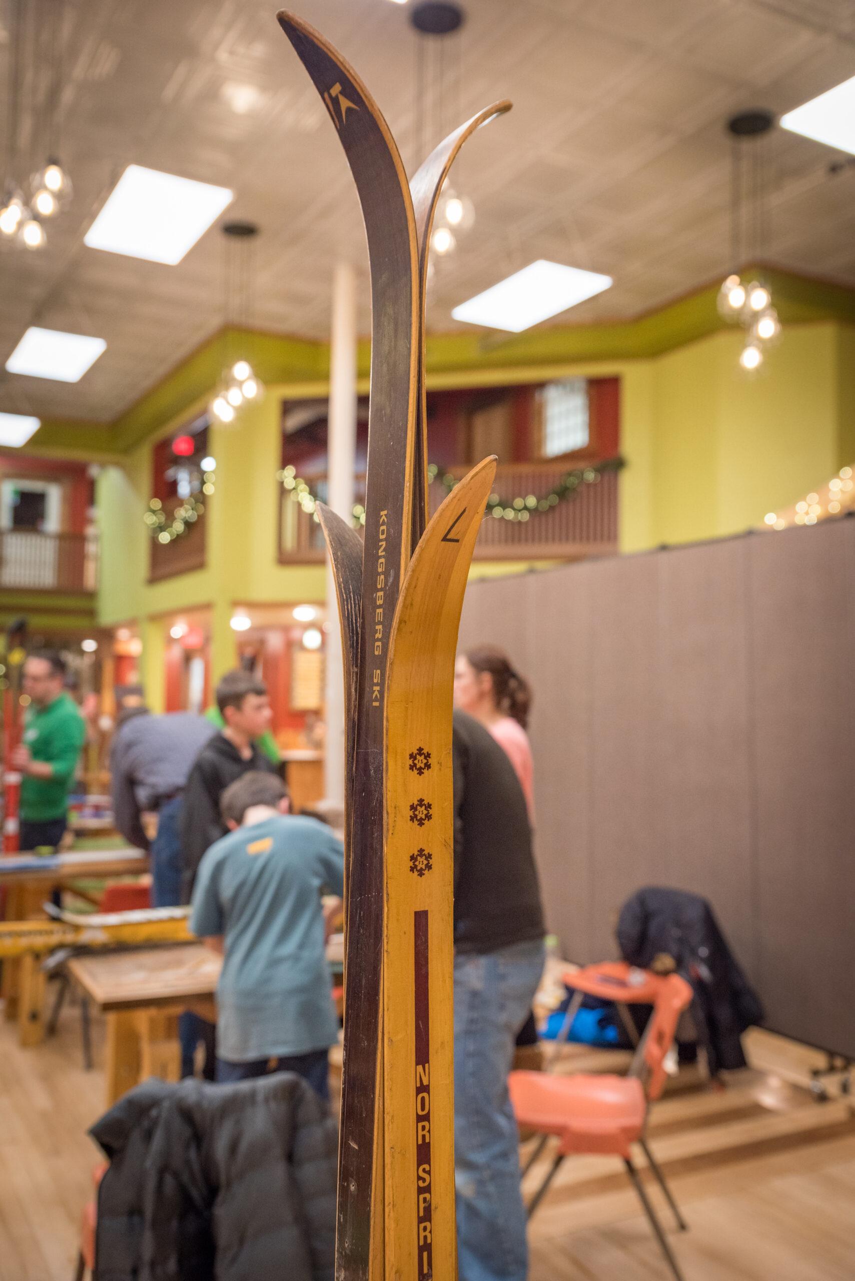 private class ski coat rack duluth folk school