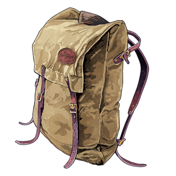 Frost River Old No. 3 Canoe Pack