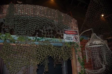 Alley Facade