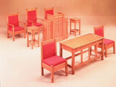 Pulpit Chairs Chancel Furniture Church Chairs