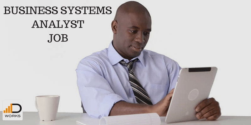 BUSINESS SYSTEMS ANALYST JOB -2