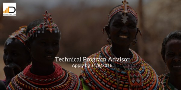 Duma Works is recruiting for the Boma Project for a technical advisor career opportunity. Apply to this opportunity today to get your dream job
