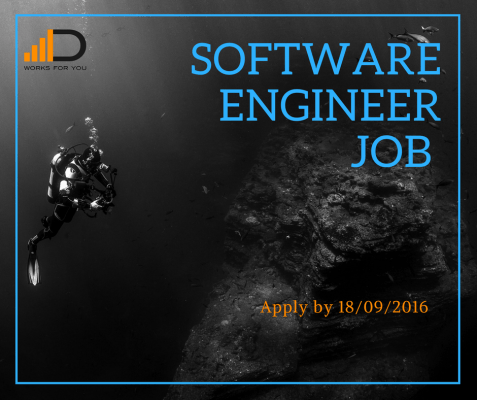 Apply to be a Software Engineer working with Software Solutions company. Apply now on Duma Works to get this career opportunity and get your dream job