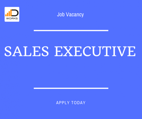 Apply for the Sales Executive for a chance to work in one of the leading firms in the furniture industry