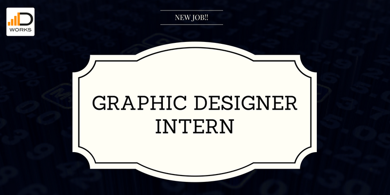 Apply for the graphic designer intern job