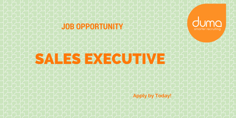 Apply for the Sales Executive role if you have experience working in the construction industry and would want to market and sell Bitumen products
