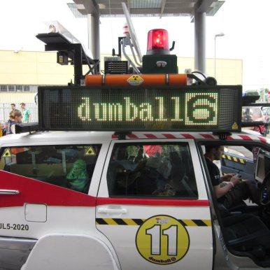 Dumball 2012 Brighton - Odessa