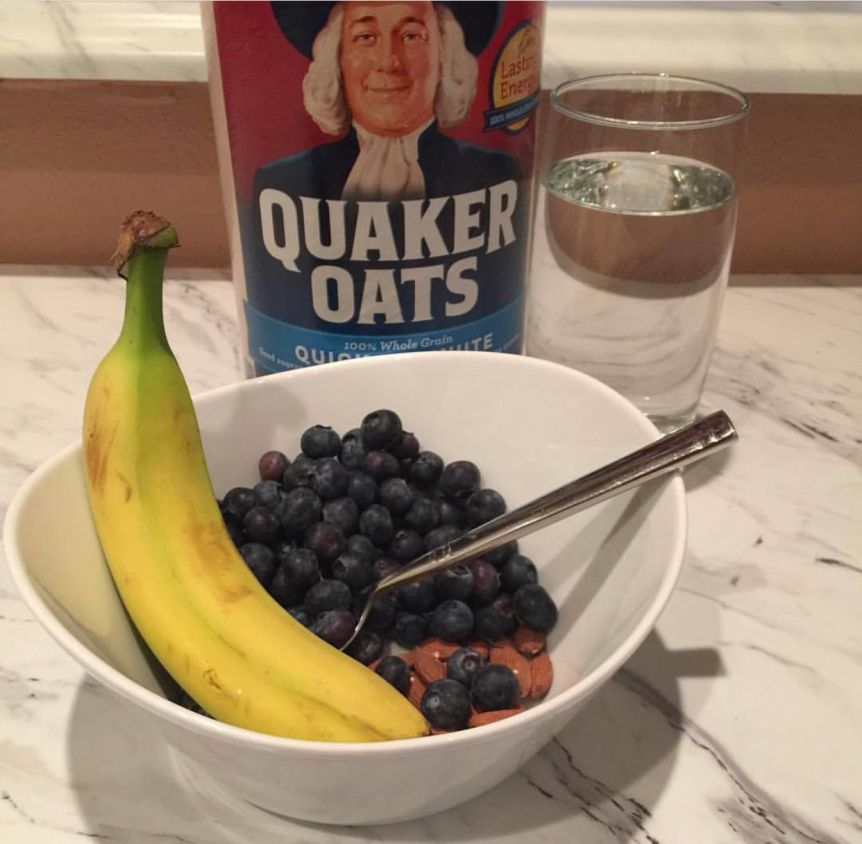 Oatmeal&Fruit