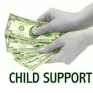 Child-Support-Money