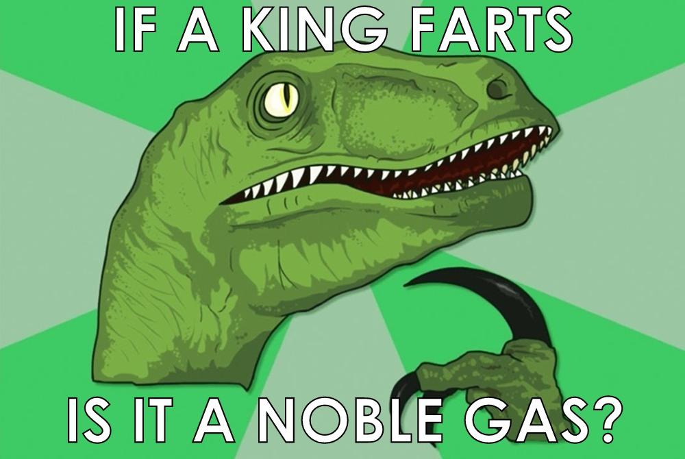 a velociraptor thinking meme