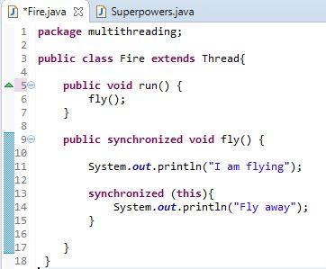 reentrancy in java example