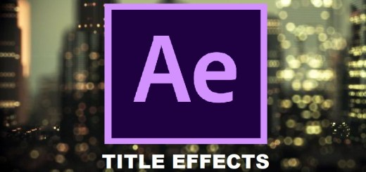 after effects cover