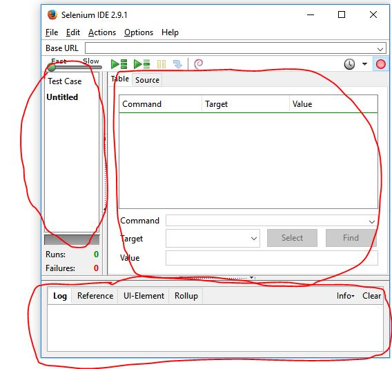 marked selenium ide windows how to use selenium ide in firefox