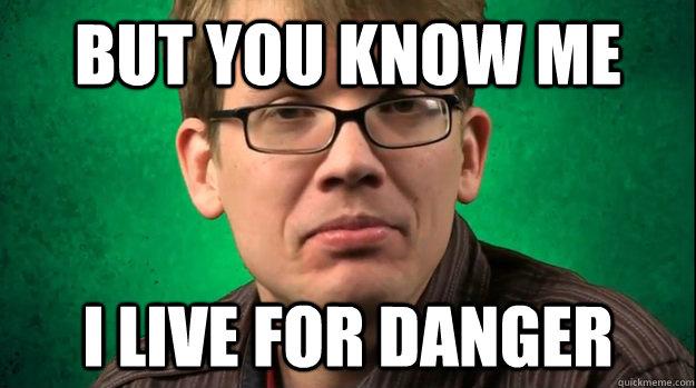 danger meme