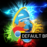 how to make your browser default