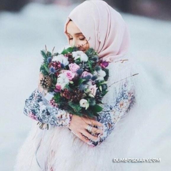 beautiful girl arab style dp