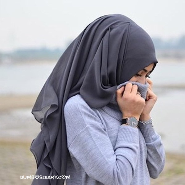 hijab muslim hidden cam sex