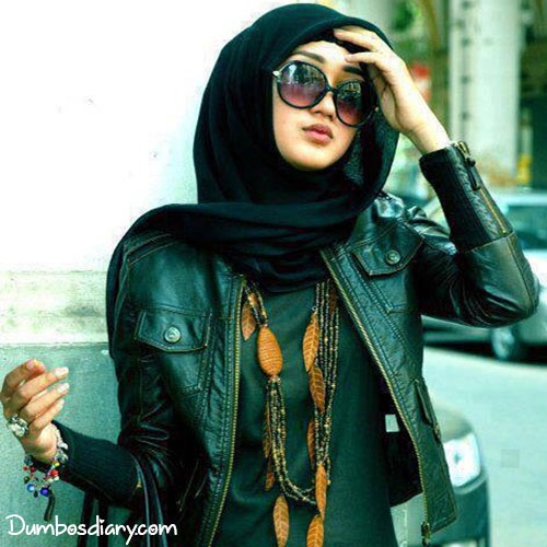 Muslim beautiful girls hijab 10