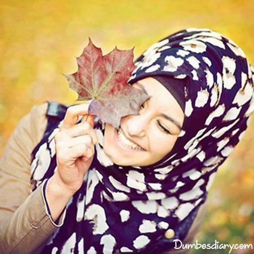 dp muslim hijab girl