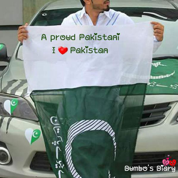 Pakistani boys with flag whatsapp dp