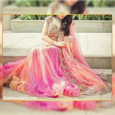 Pakistani dress beautiful girl
