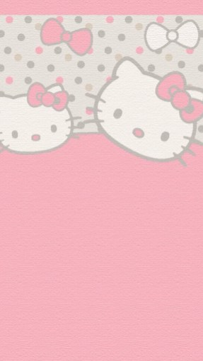 hello kitty whatsapp wallpaper