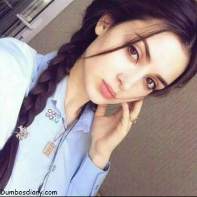 pretty and cute girl dp