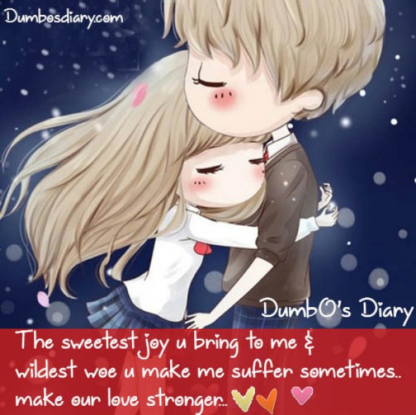 stronger love quote