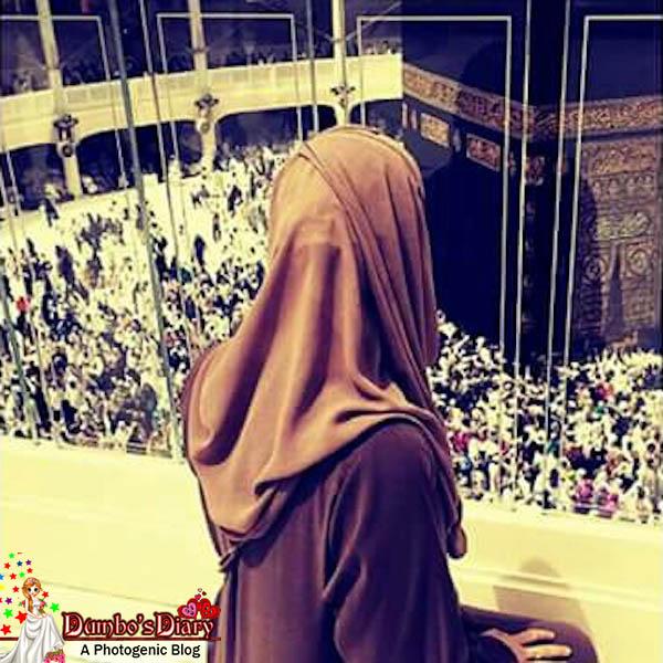 Hijabi-girl-looking-at-kaaba