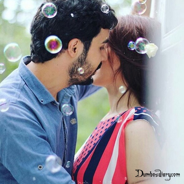 Dpz For Couples: Cute Love Couple Kissing