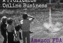 Profitable Online Business - Amazon FBA