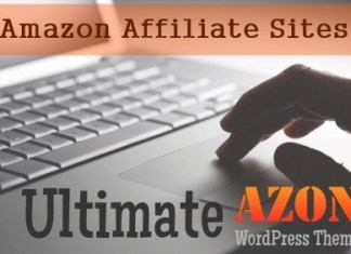 Amazon Affiliate Site - Ultimate Azon Wordpress Theme
