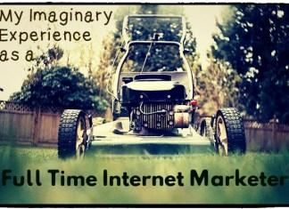 Full Time Internet Marketer