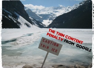 The Thin Content Penalty from Google