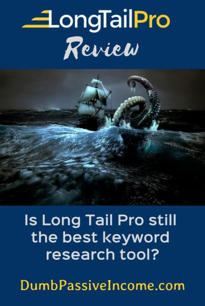 Long Tail Pro Review - Pinterest