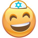 Jewish Emoji for Amy Nicole Schwartz