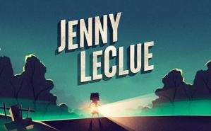 Jenny LeClue by Syd Weiler