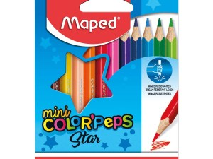 LAPICES COLORES MAPED MINI