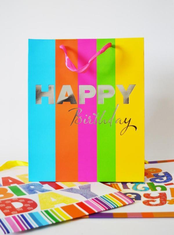 FUNDA REGALO HAPPY BIRTHDAY