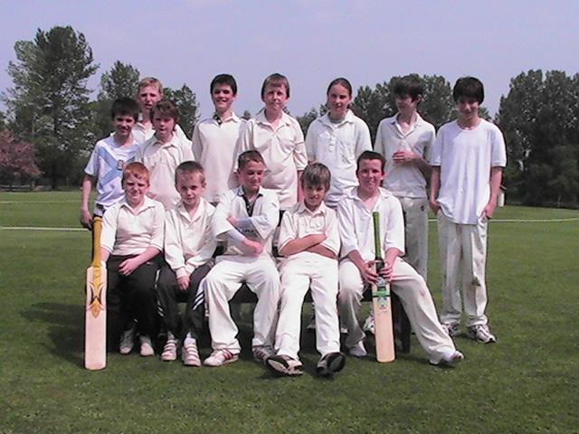 Dumfries CC U13 teams