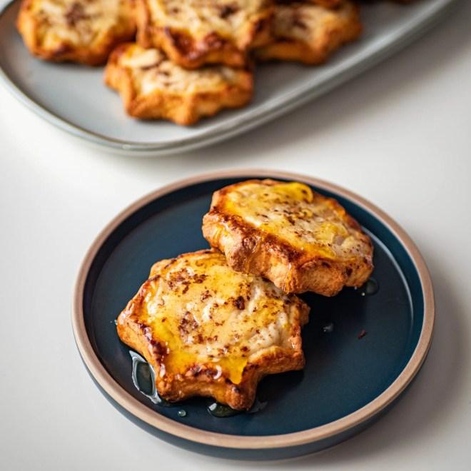 Kalitsounia - Tartelettes au fromage - Recette grecque